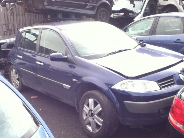 RENAULT MEGANES 1.4 1.6 1.9 DCI BREAKING FOR SPARES
