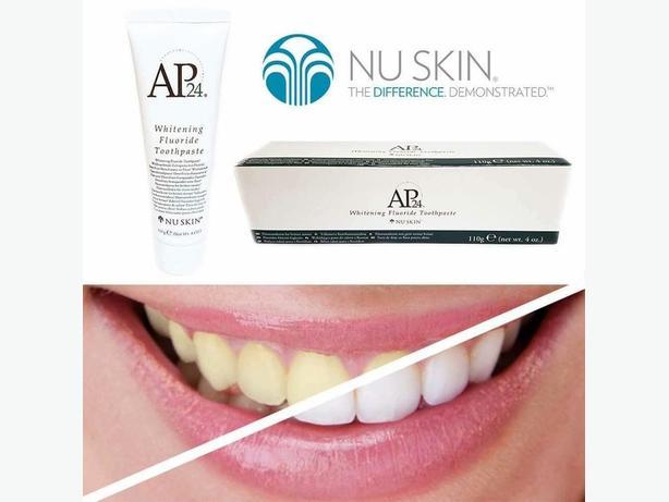 Nuskin Ap24 Whitening Toothpaste New Unopened 110g