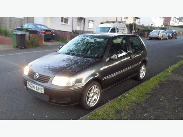 vw polo 1 9 sdi diesel reg 2001 dudley dudley. Black Bedroom Furniture Sets. Home Design Ideas