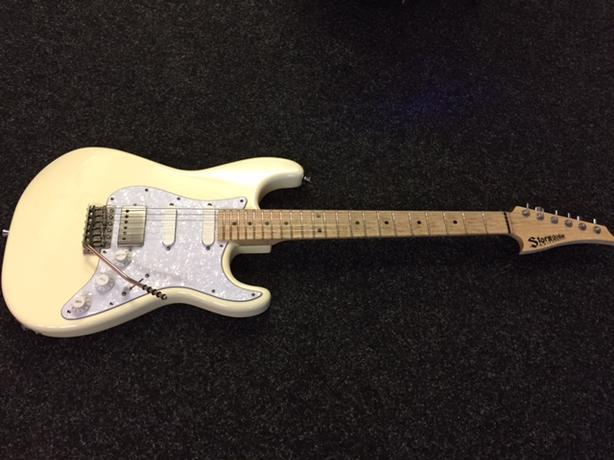 StormShadow Guitar