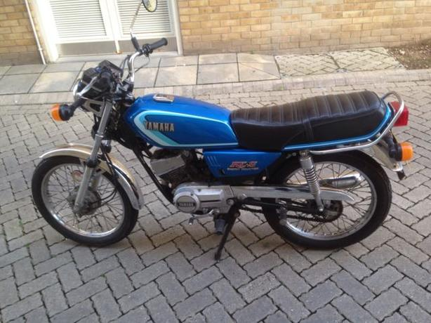 WANTED YAMAHA RXS100 WANTED CASH WAITING
