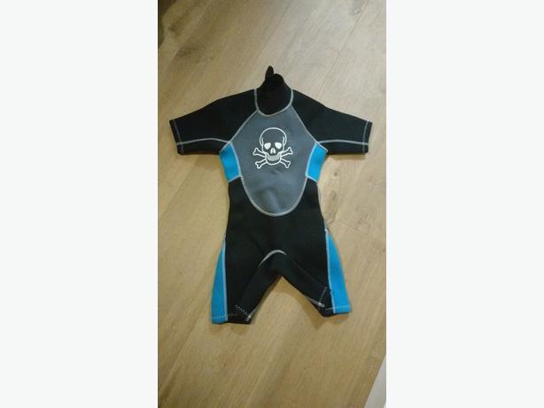 boys wetsuit (3-4)