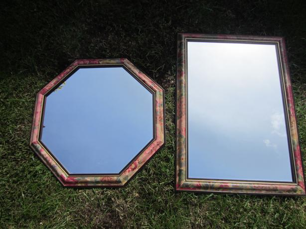 Two Decorative Mirrors