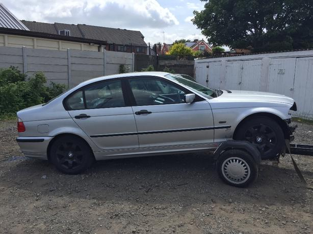 bmw breaking for spares walsall  wolverhampton