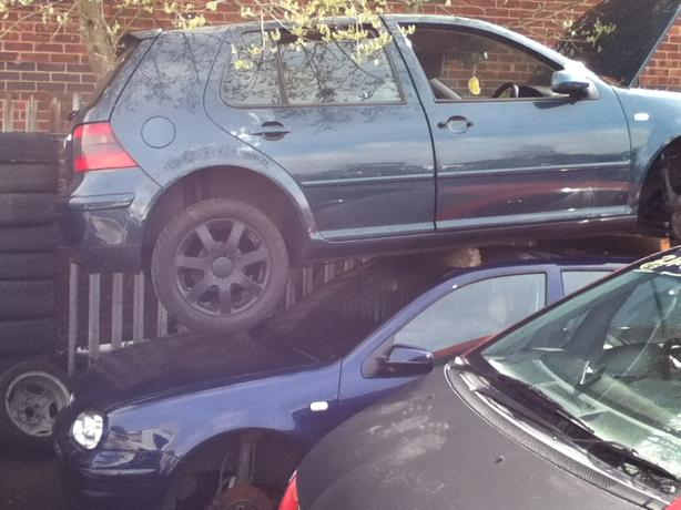 VW GOLF MK4 GTI BREAKING FOR SPARES