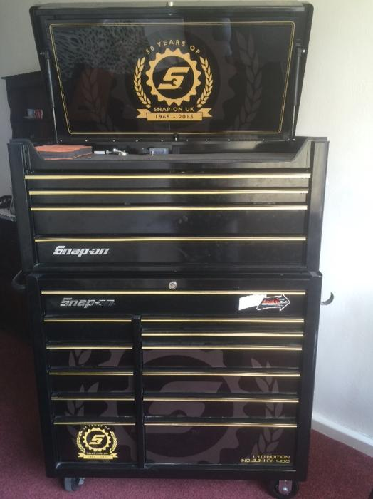 snap on 50th anniversary