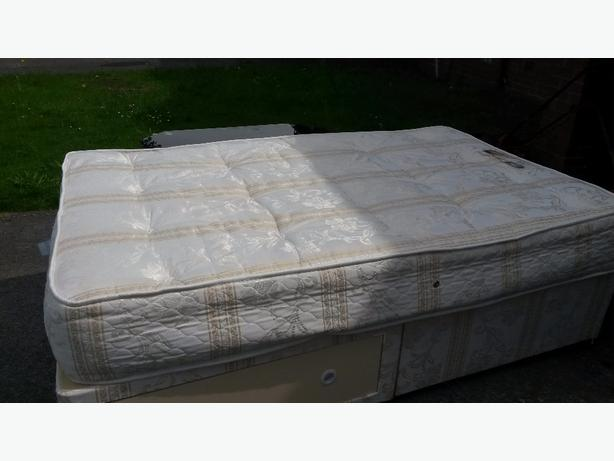 for sale 4ft divan bed and mattress tipton walsall