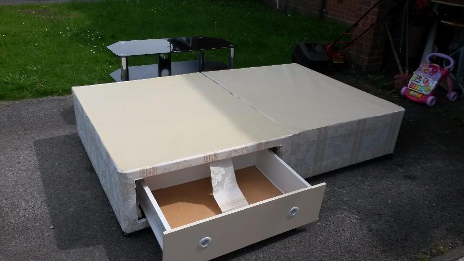 For sale 4ft divan bed and mattress tipton walsall for 4ft divan beds for sale