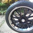 SET OF 4 CALIBRE WHEELS/TYRES