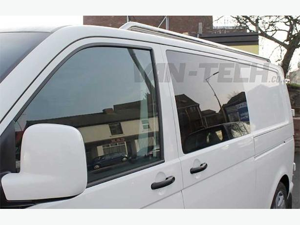 VW Transporter T5 Stainless Steel Roof Rails SWB and LWB available!