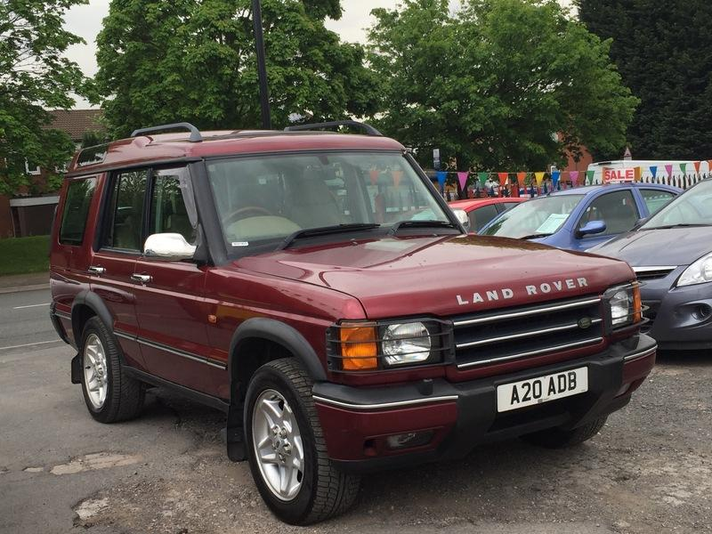 2002 land rover discovery 2 5 td5 es automatic outside black country region wolverhampton. Black Bedroom Furniture Sets. Home Design Ideas