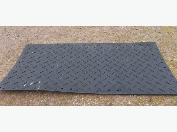 Ground Guards Mat 8' x 4'