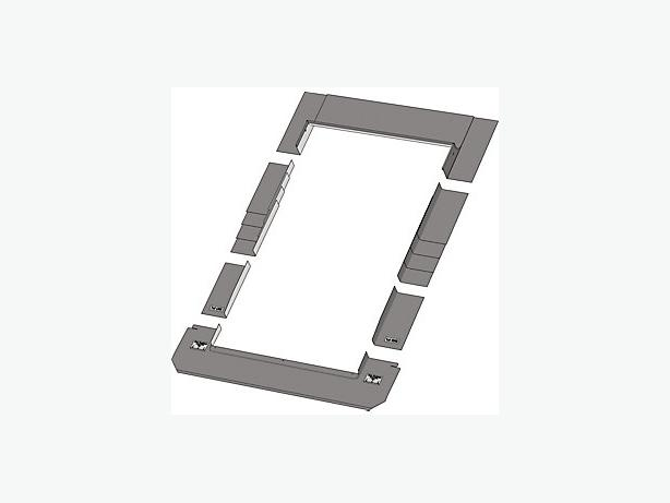 Wickes  Roof Window Slate Flashing 780mm X 1180mm SF05
