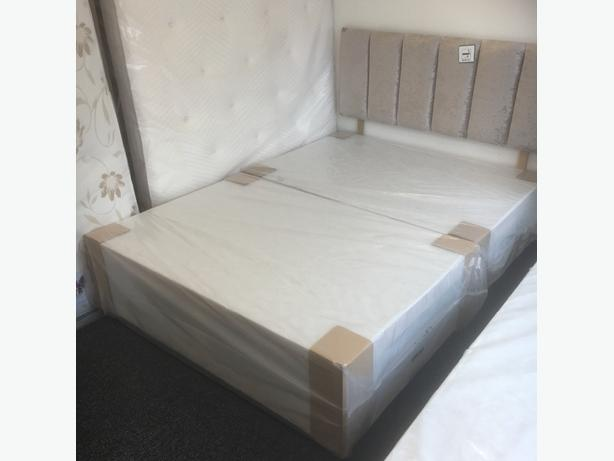 DOUBLE DIVAN BASE SET