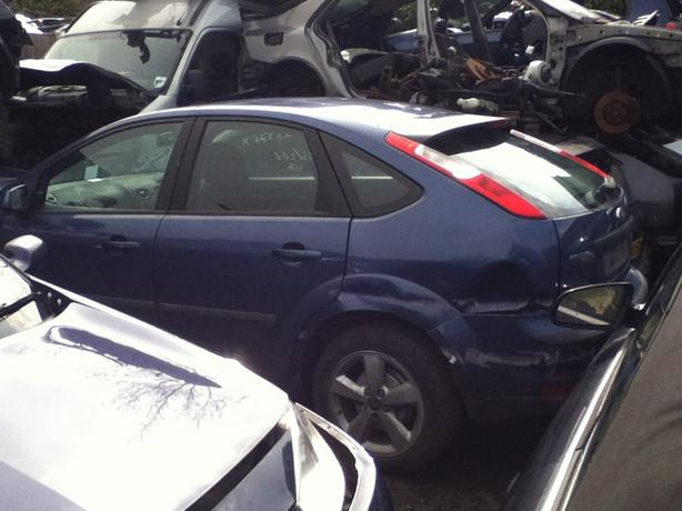FORD FOCUS MK2 2006 BREAKING FOR SPARES BLUE SILVER GREY