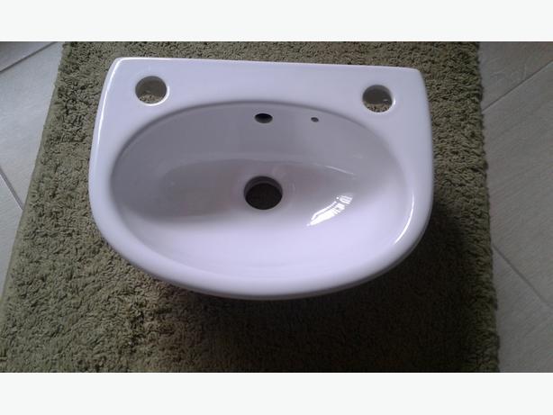 Brand new washroom basin