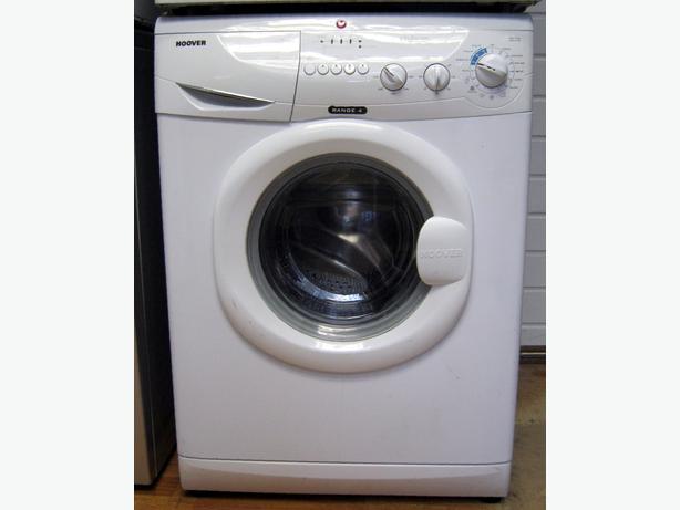 hoover 1600 washing machine manual