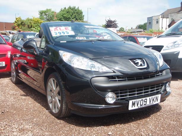 Peugeot 207 CC 1.6 16v GT 2dr