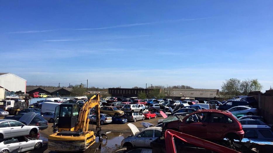 Mainline Salvage Wolverhampton Wolverhampton