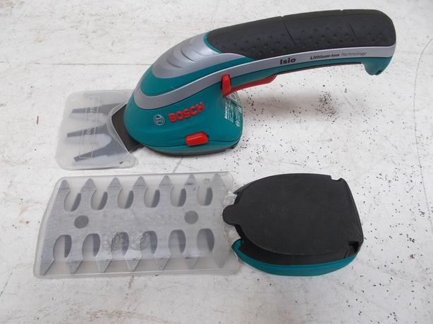 Bosch Shears AGS 10,8Li Cordless Isio  For SPARES