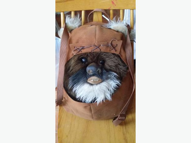 Star Wars Wookie Back Pack