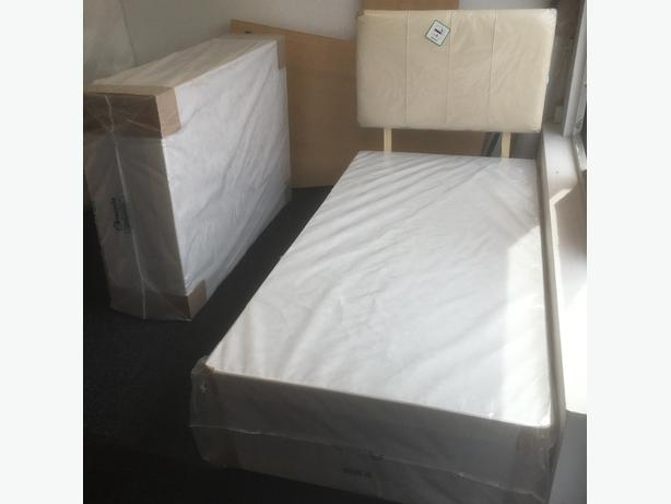 SINGLE QUALITY MICRO QUILTED BED