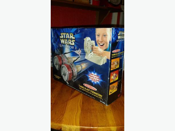 Star Wars Ep.1 Turbo Blast Podracers