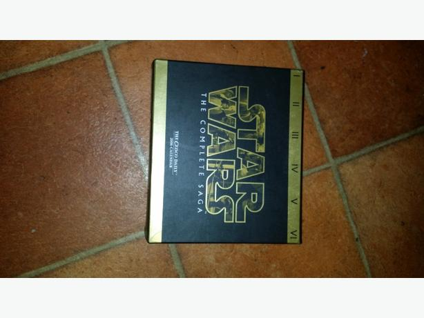 Star Wars complete Saga & light side card game