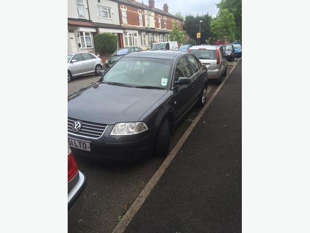 vw pasat 1.9 tdi manual mot end tax drive very goud