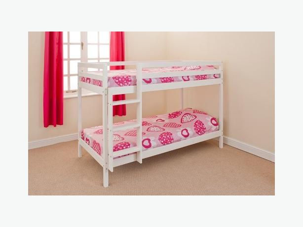 White Pine Bunk Bed-Brand New