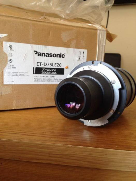 Panasonic projector lens oldbury walsall for Garage seat lens