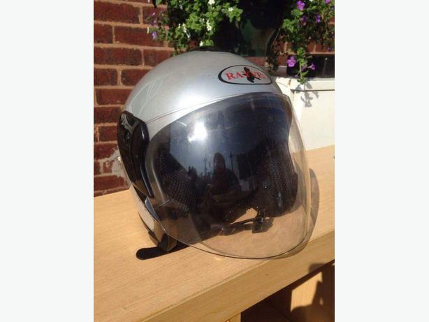 rayven motorbike helmet