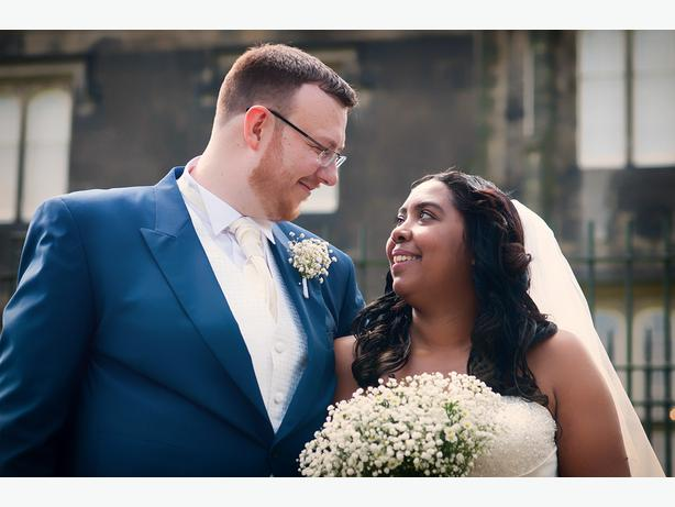 Wedding photographer in Dudley