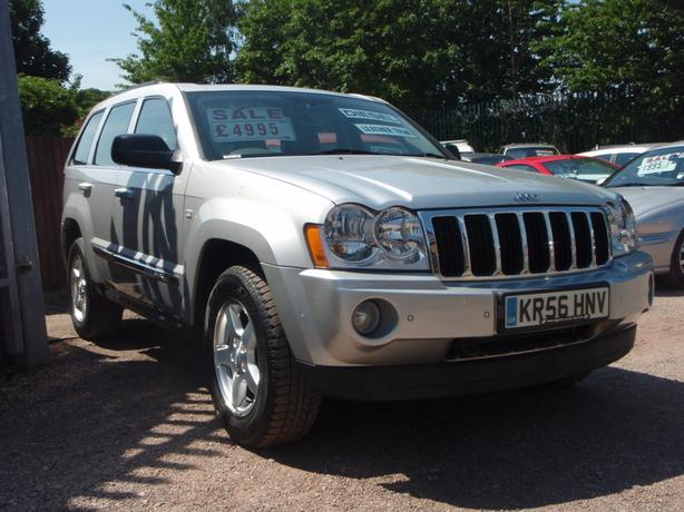 jeep grand cherokee 3 0 crd v6 limited station willenhall wolverhampton. Black Bedroom Furniture Sets. Home Design Ideas