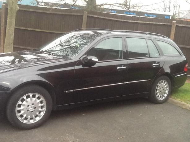 for sale mercedes e270 cdi other dudley. Black Bedroom Furniture Sets. Home Design Ideas