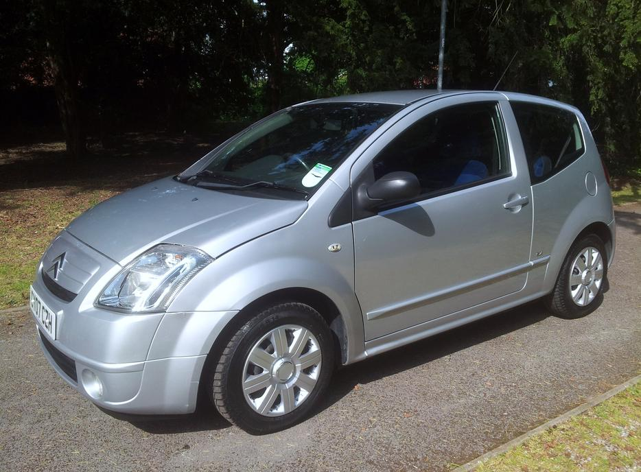 citroen c2 1 4 sx hdi diesel 3 door one former keeper 30 year tax other dudley. Black Bedroom Furniture Sets. Home Design Ideas