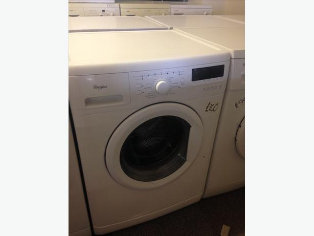 7 kg whirlpool 6th sense washing machine with genuine guarantee wolverhampton wolverhampton. Black Bedroom Furniture Sets. Home Design Ideas