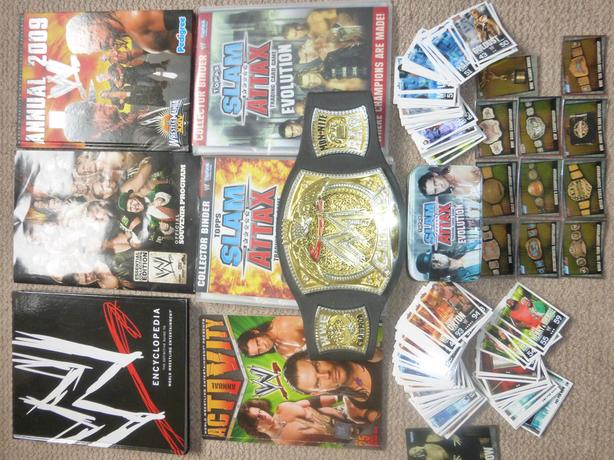 WWE Assorted Collection