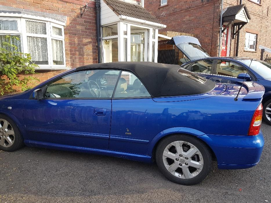 vauxhall astra bertone convertible coseley dudley. Black Bedroom Furniture Sets. Home Design Ideas