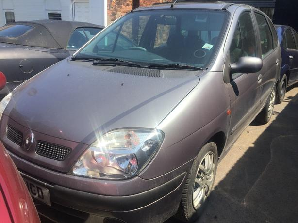 RENAULT SCENIC MKI BREAKING ALL PARTS ALL PARTS