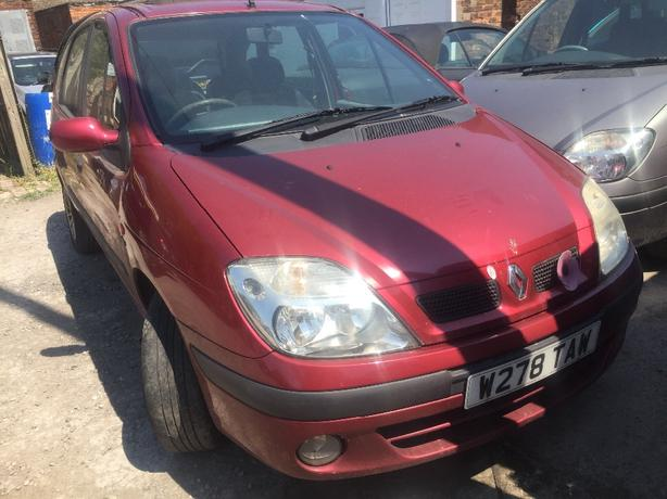 RENAULT SCENIC MK1 BREAKING ALL PARTS 1998-2003