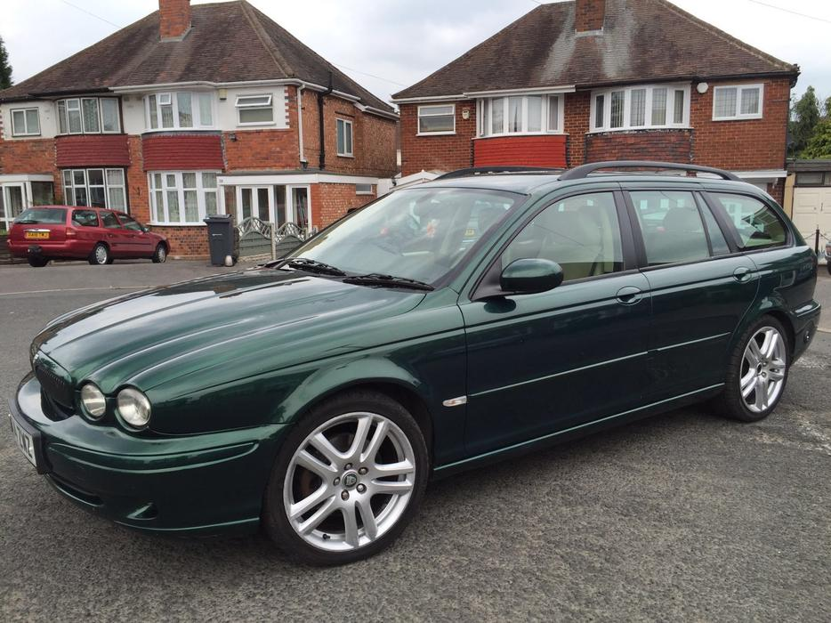 jaguar x type sport 4x4 estate auto 2 5 lpg 2004. Black Bedroom Furniture Sets. Home Design Ideas