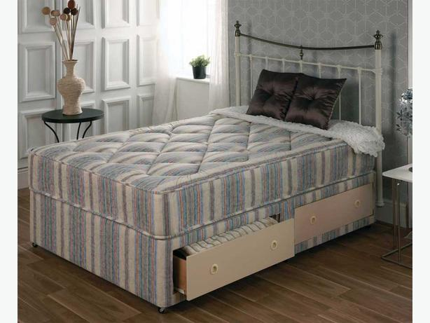 Single divan bed brand new wolverhampton walsall for New single divan beds