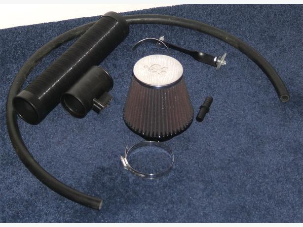 Fiesta Zetec S Performance Air Filter  K&N 57-0686 Kit
