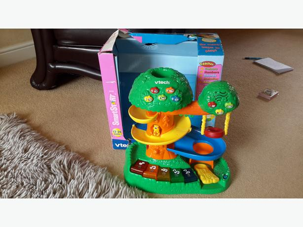 VTECH Discovery Tree House