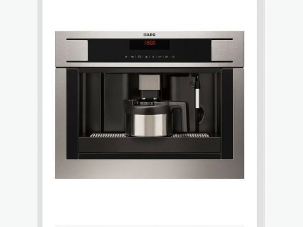Aeg Pe4561 M Built In Stainless Steel Coffee Machine Rrp