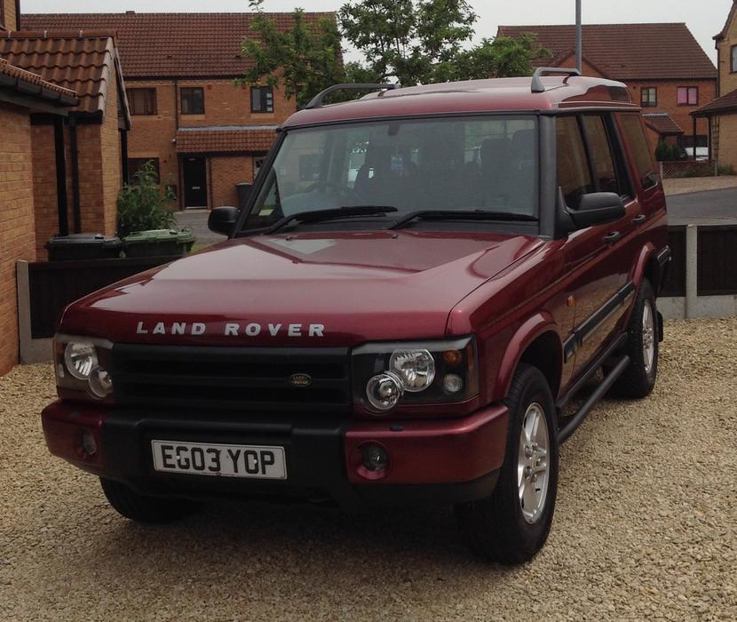 LAND ROVER DISCOVERY 2003 OTHER, Dudley