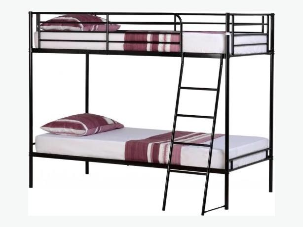 metal bunk beds - limited offer - new stock