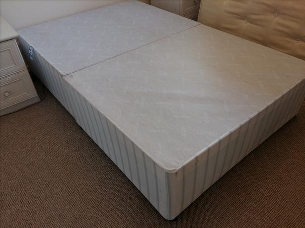 Divan base small double 4ft x 6ft walsall dudley for 6ft divan base ireland
