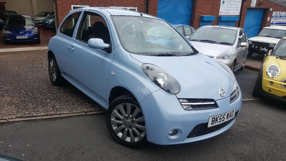 nissan micra sport 1 2 12months mot 1 owner from new brierley hill sandwell. Black Bedroom Furniture Sets. Home Design Ideas